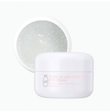 G9SKIN WHITE IN MILK CAPSULE EYE CREAM
